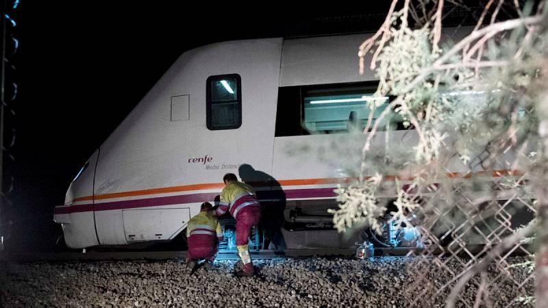 Boletines RNE - La Policía identifica a 11 menores por sabotajes al tren extremeño - Escuchar ahora