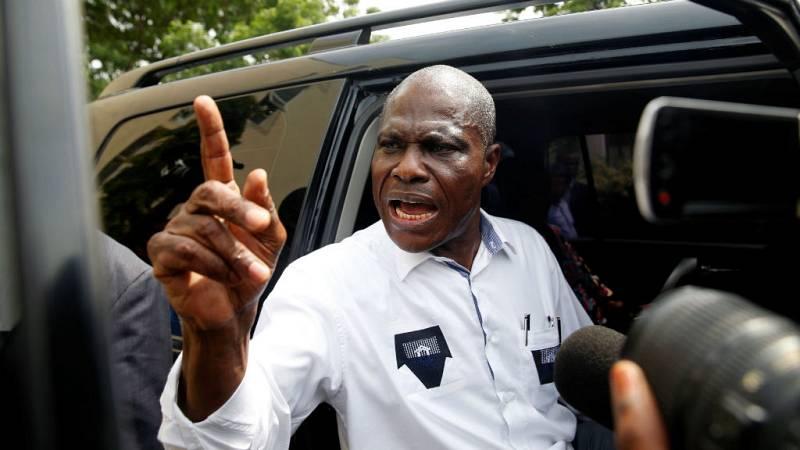 Cinco continentes - El opositor Martin Fayulu exige que se proclame su victoria en la R.D. Congo - 17/01/19 - Escuchar ahora