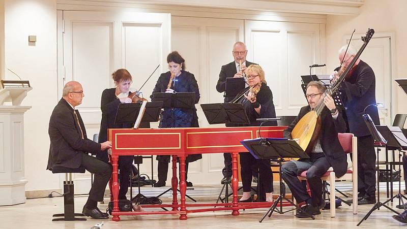 Grandes ciclos - J. Altnickol (I): Tras los pasos de Johann Sebastian Bach - 21/01/19 - escuchar ahora