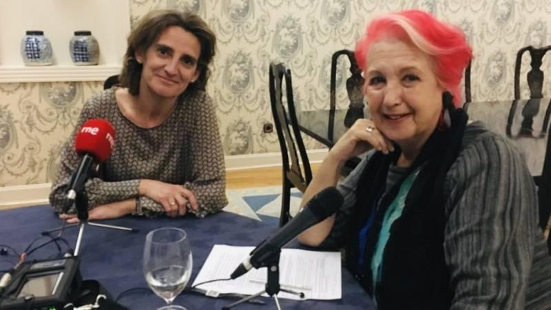 Gente despierta - Los retos de la transición ecológica con la ministra Ribera - Escuchar ahora