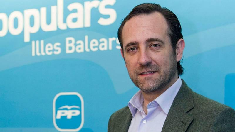 Boletines RNE - Bauzà se da de baja del PP y deja su acta de senador - Escuchar ahora