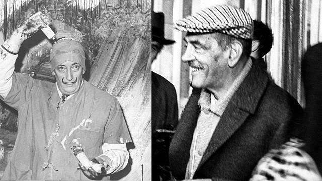 El relato de Martín Llade: Buñuel y Dalí (un perro andaluz)