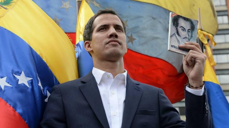 14 horas - La comunidad internacional, dividida en su apoyo a Guaidó en Venezuela - Escuchar ahora