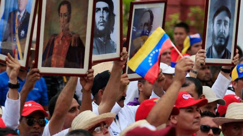 14 horas - Venezuela: ¿Cómo hemos llegado hasta aquí? - Escuchar ahora