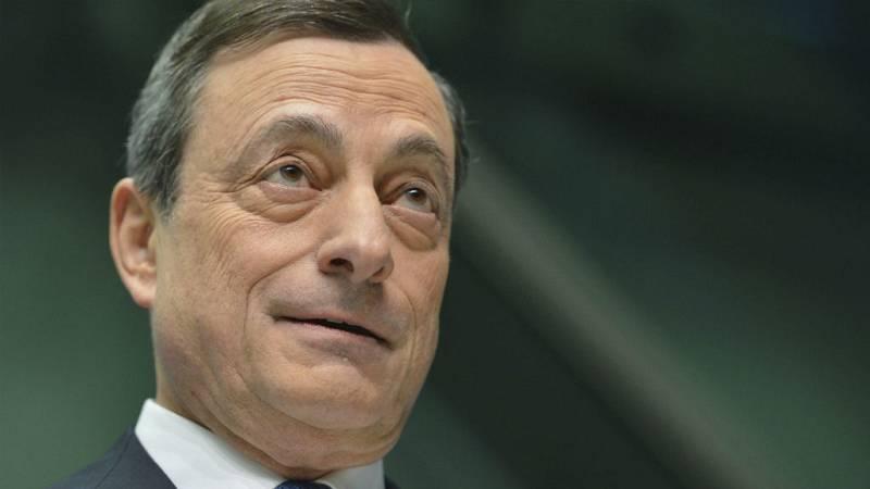 14 horas - El BCE empeora las previsiones de crecimiento  - escuchar ahora