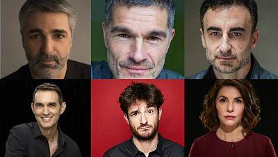 La sala - 'Nekrassov', 'La culpa' y 'Juntos': de estrenos en Madrid y giras por España - 27/01/19 - escuchar ahora