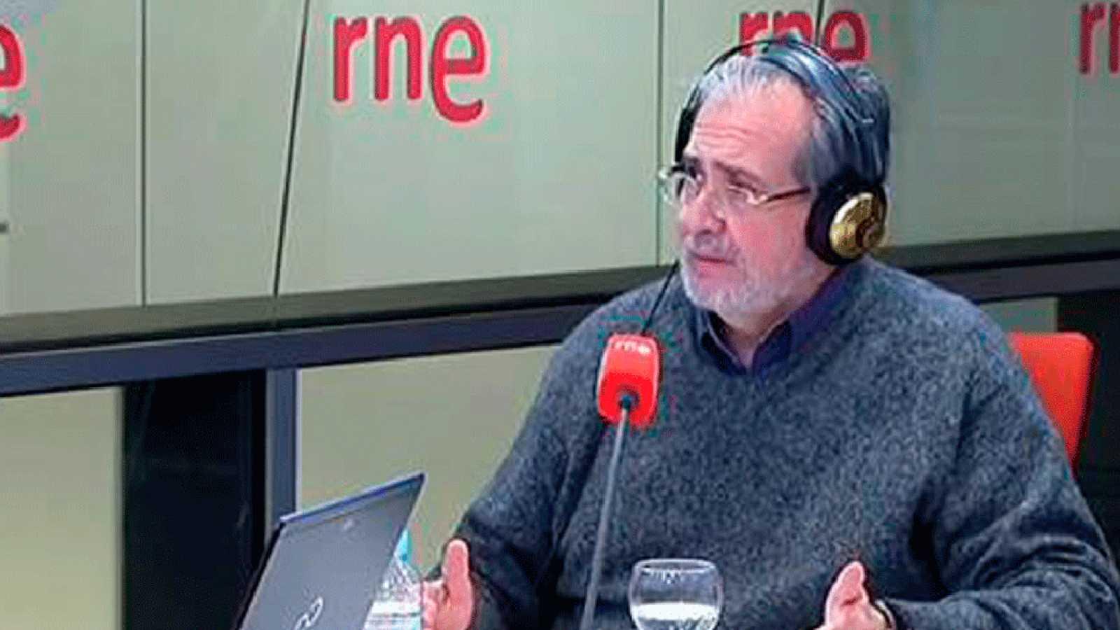 Las mañanas de RNE con Íñigo Alfonso - Miguel Henrique Otero, director en el exilio del periódico 'El Nacional de Venezuela' - Escuchar ahora