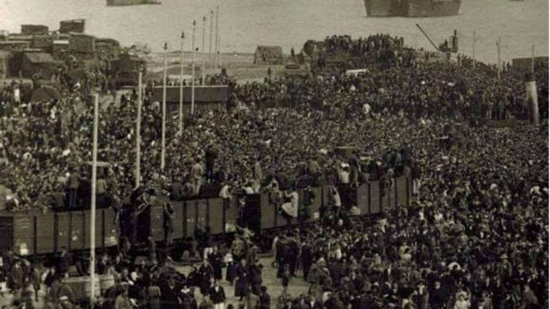 80 años del exilio español, cuando los refugiados éramos nosotros - Escuchar ahora