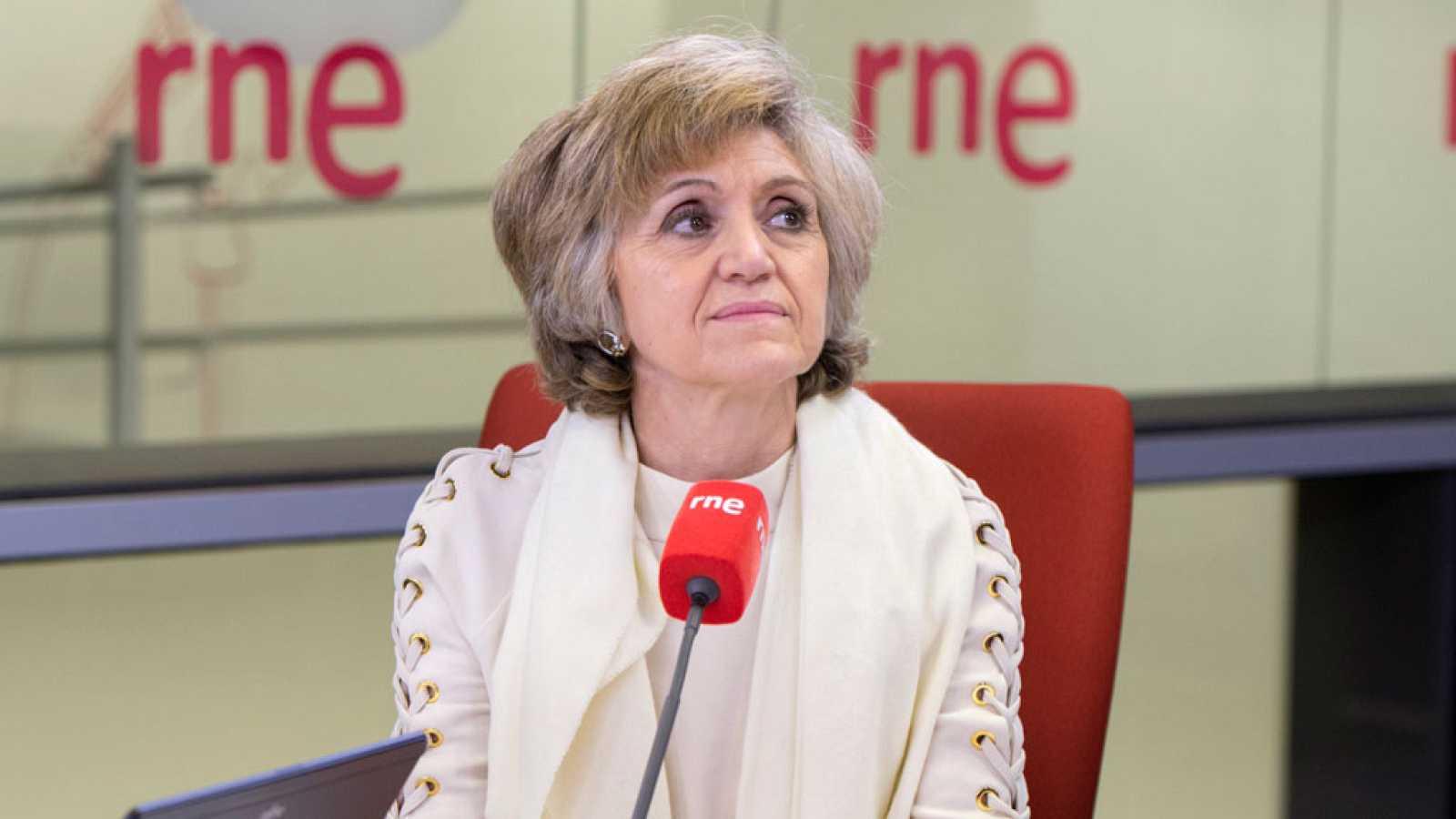 "Las mañanas de RNE con Íñigo Alfonso - Carcedo, Ministra de Sanidad: ""Es evidente que ha habido falta de previsión"" - Escuchar ahora"