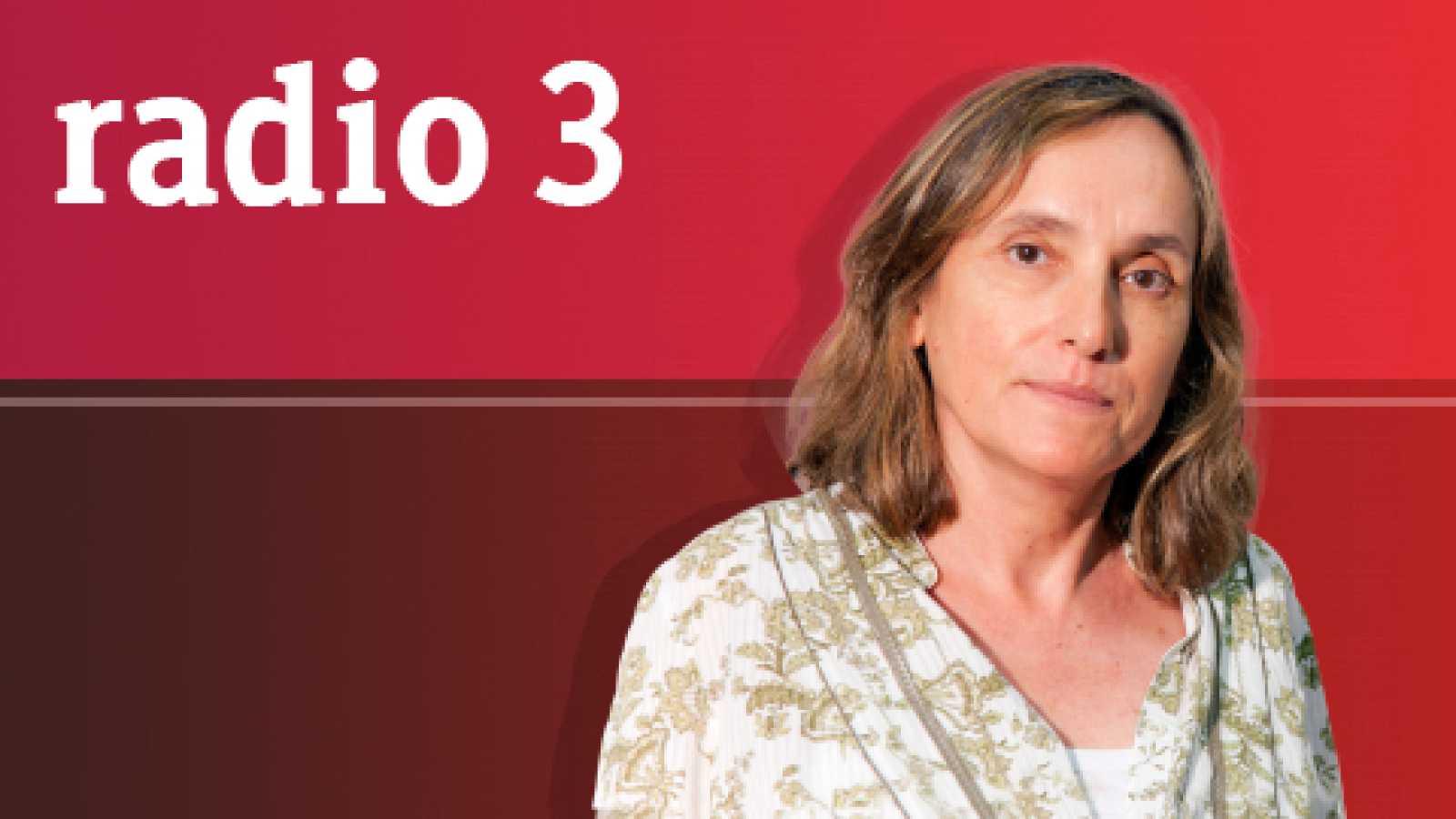 Tres en la carretera - Poesía contra el olvido de Juan Domingo Aguilar - 02/02/19 - escuchar ahora
