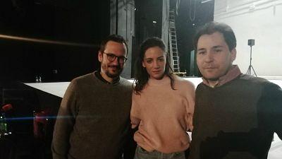La sala - David Serrano, María Hervás y Javier Godino: 'Jauría' y 'Port Arthur' - 01/02/19 - Escuchar ahora