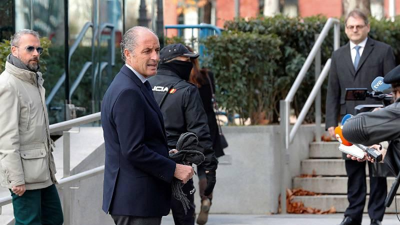 Boletines RNE - Camps niega ante el juez cualquier implicación con Gürtel - Escuchar ahora