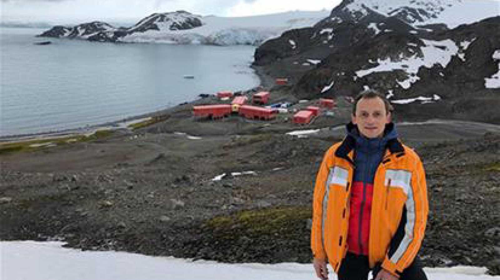 Españoles en la mar - Remodelación de la Base Antártica Juan Carlos I - 04/01/19 - escuchar ahora