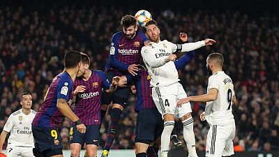 Tablero deportivo - Resumen del F.C. Barcelona 1 Real Madrid 1 - Escuchar ahora