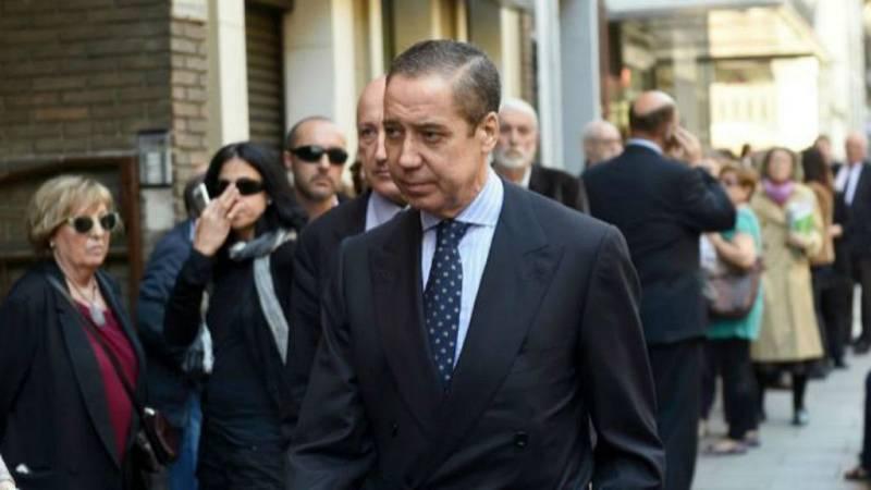 14 horas - La juez del 'caso Erial' deja en libertad a Eduardo Zaplana por no existir riesgo de fuga - Escuchar ahora