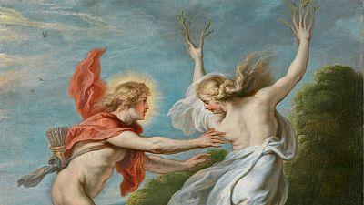 Píntame un mito - Apolo persiguiendo a Dafne - Escuchar ahora