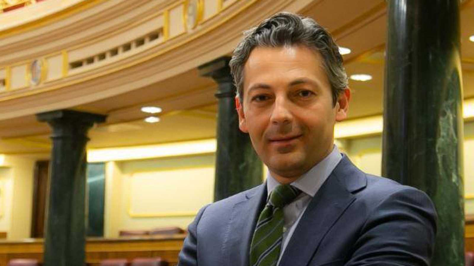 Gitanos - Andrés Núñez, una nueva voz gitana en el Congreso de los Diputados - 10/02/19 - Escuchar ahora