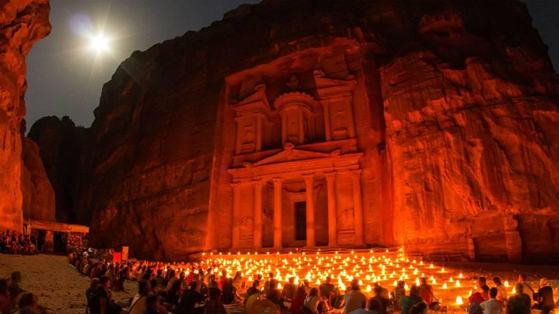 Nómadas - Petra, el enigma de los nabateos - 10/02/19 - Escuchar ahora