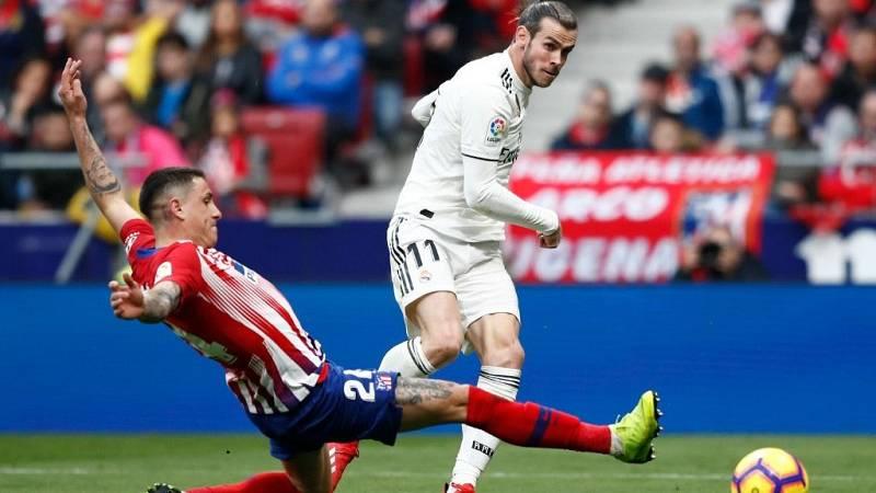 Tablero deportivo - Vuelve a escuchar los goles del Atlético 1 Real Madrid 3 - Escuchar ahora