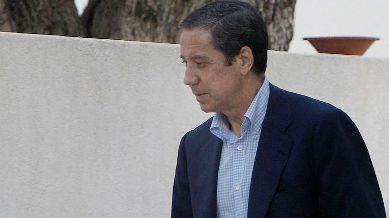 14 horas - Zaplana comparece ante el juez tras recibir el alta hospitalaria - Escuchar ahora