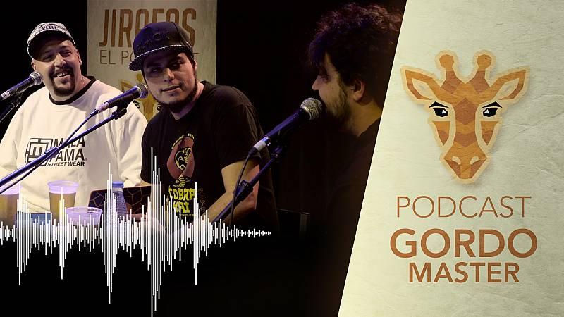 Jirafas, el podcast - Escucha ya el podcast de Jirafas con Gordo Master