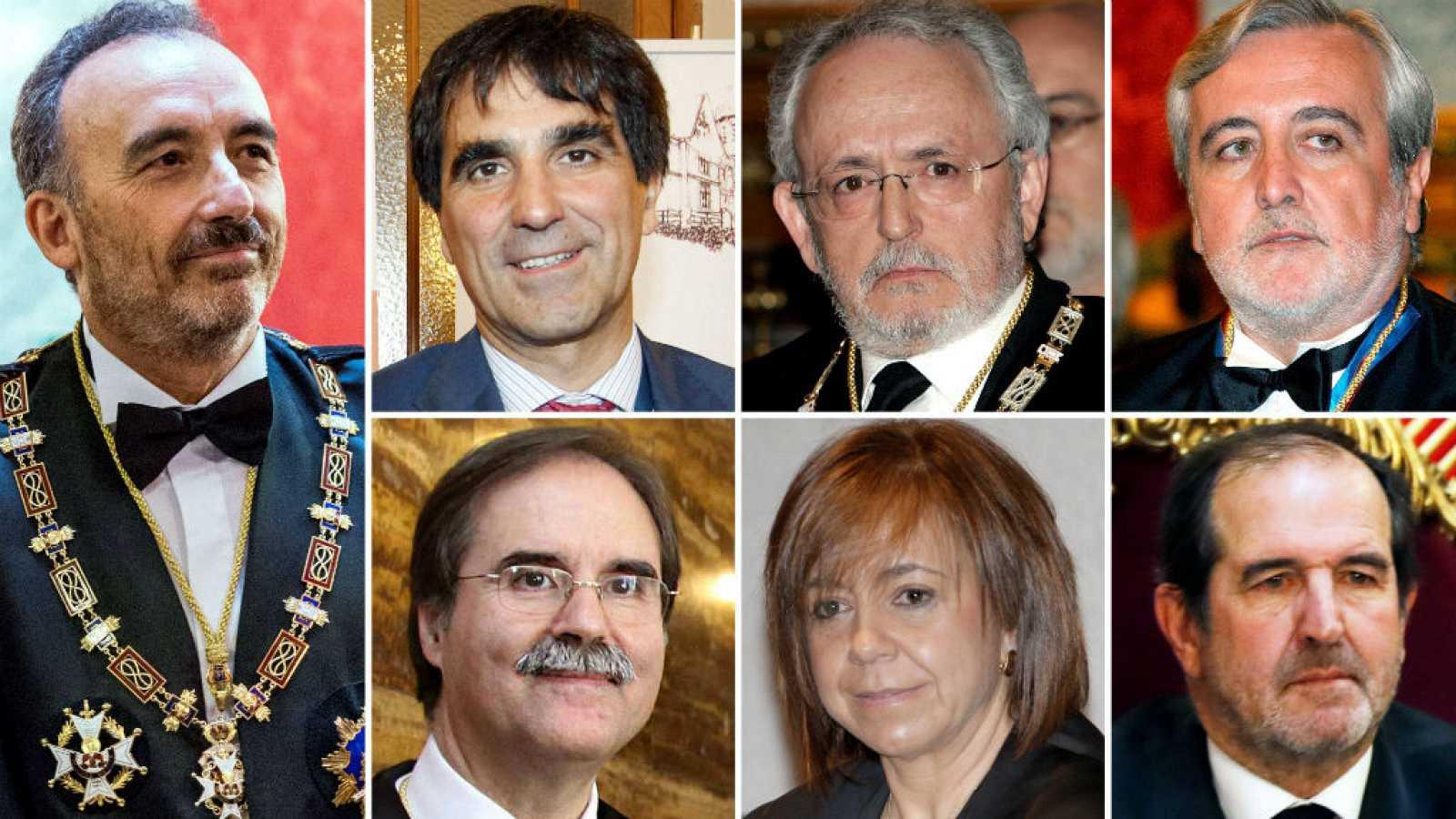 Las mañanas de RNE con Íñigo Alfonso - Sobre los 12 encausados del procés pesan peticiones de condenas de entre siete y 25 años - Escuchar ahora