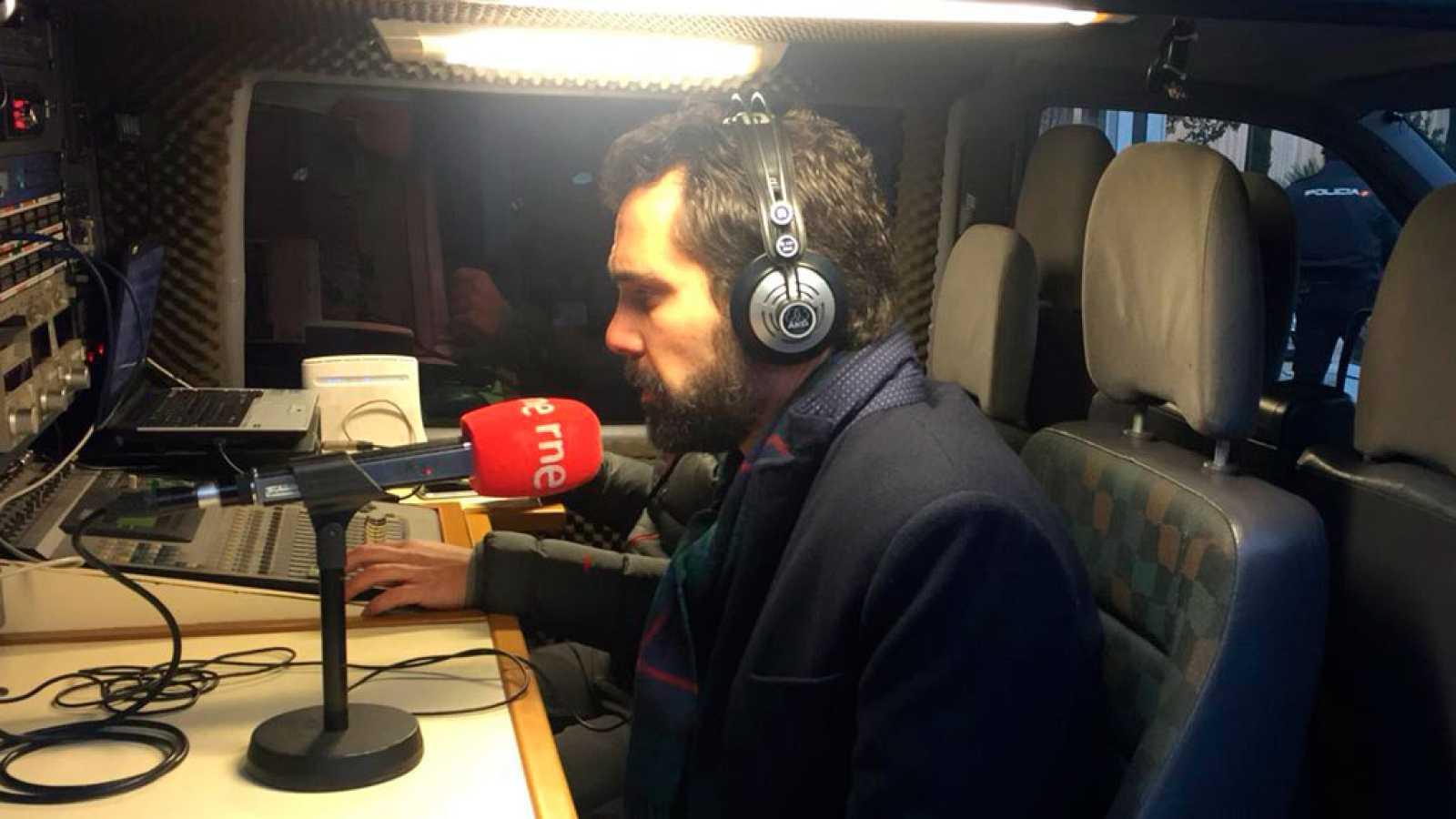 """Las mañanas de RNE con Íñigo Alfonso - Roger Torrent: """"Hoy es 'la prueba del algodón' de la democracia española"""" - Escuchar ahora"""