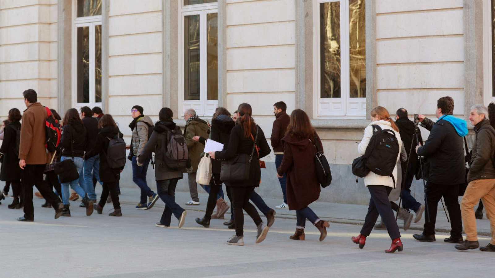 Todo Noticias - Mañana - El interés de los extranjeros en el juicio del 'procés' - Escuchar ahora