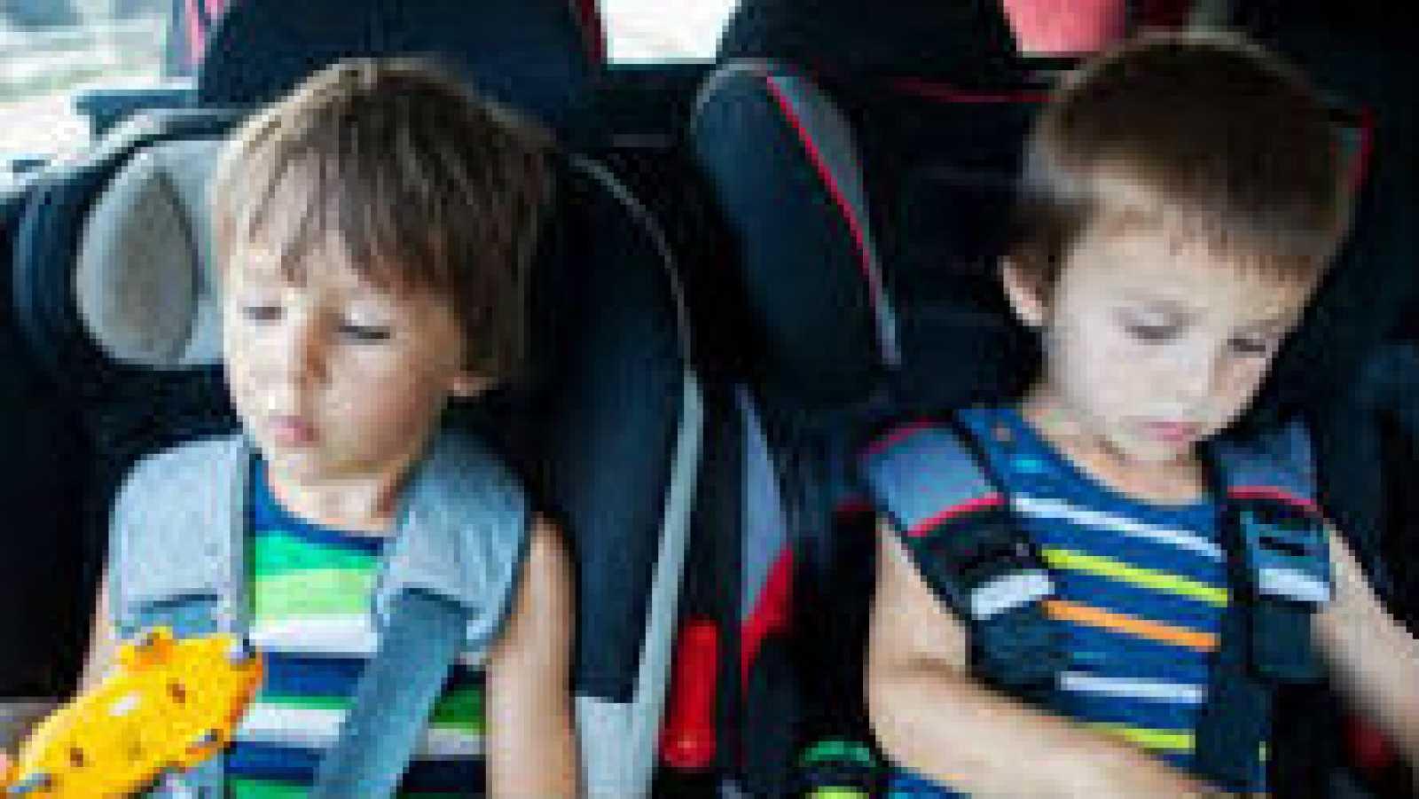 'La odisea de viajar con niños' - Escuchar ahora
