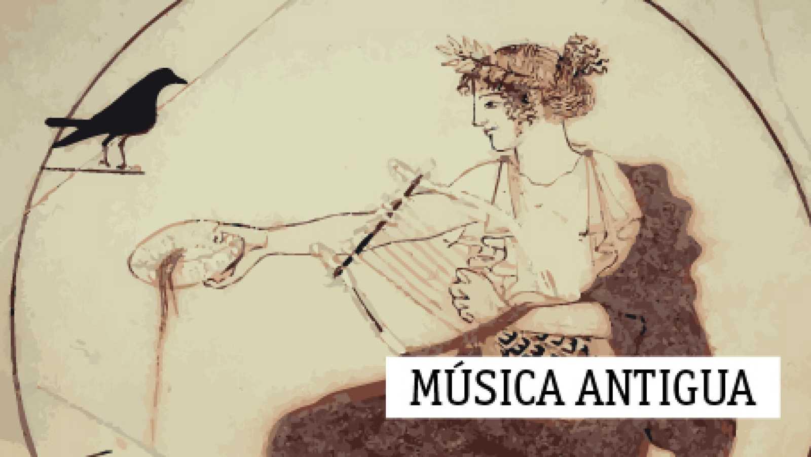 Música antigua - Alexander Agrícola - 12/02/19 - escuchar ahora
