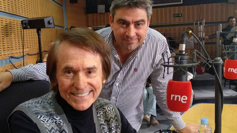 Esto me suena - Raphael nos visita el Día de la Radio - Escuchar ahora