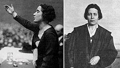 Sexto continente - Victoria Kent, Clara Campoamor y el voto femenino en el teatro español - 16/02/19