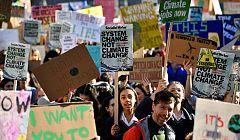 14 horas - #FridaysforFuture: protestas de escolares contra el cambio climático