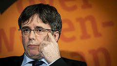 14 horas - El Parlamento Europeo cancela el acto de Puigdemont en Bruselas