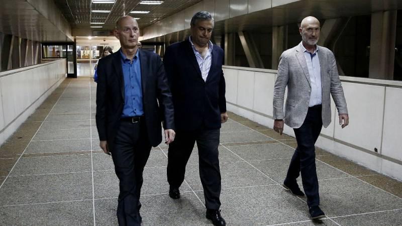 Las mañanas de RNE con Íñigo Alfonso - Venezuela expulsa a una delegación de europarlamentarios del PP - Escuchar ahora