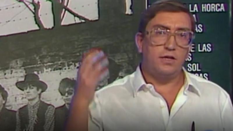 Flor de pasión - El programa más antiguo conservado, ¡año 1987! - 12/10/87 - Escuchar ahora