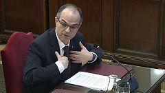 14 horas - Turull defiende que no hubo violencia en el 'procés'