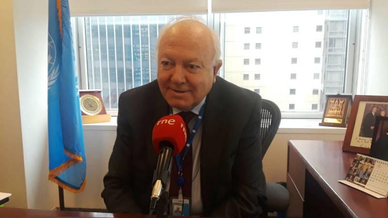 """24 horas - 24 horas - Miguel Ángel Moratinos: """"Para evitar males mayores en Venezuela hay que apostar por el diálogo"""" - escuchar ahora"""