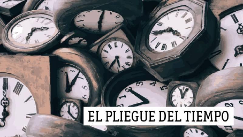 El pliegue del tiempo - La música callada de Mompou - 20/02/19 - escuchar ahora