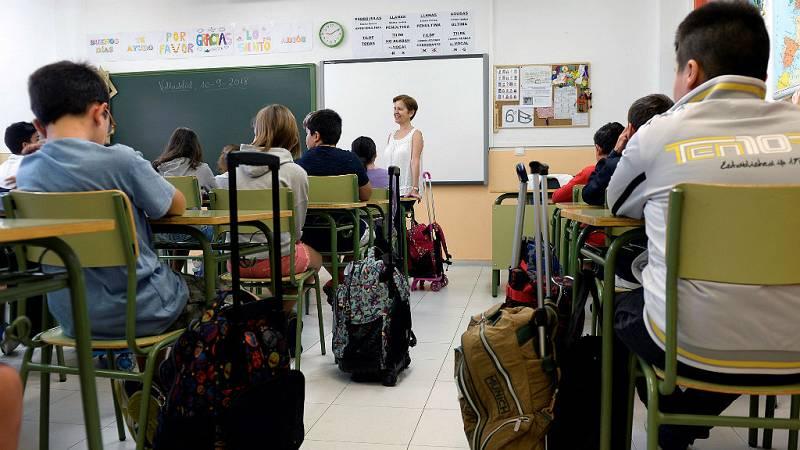 14 horas - El Gobierno aprueba el proyecto de ley de Educación para derogar la Lomce - Escuchar ahora
