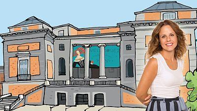 La estación azul de los niños - Un paseo por el Museo del Prado - 23/02/19 - escuchar ahora