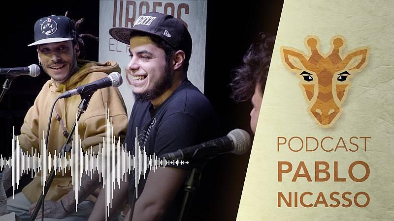 Jirafas, el podcast - Escucha ya el podcast de Jirafas con Pablo Nicasso