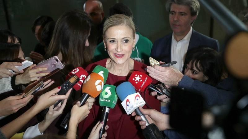 14 horas - La Fiscalía pide tres años y tres meses de prisión para Cristina Cifuentes - Escuchar ahora