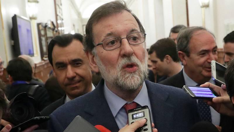 14 horas - Turno para Rajoy, Mas, Torrent y otros testigos en el juicio del 'procés' - Escuchar ahora