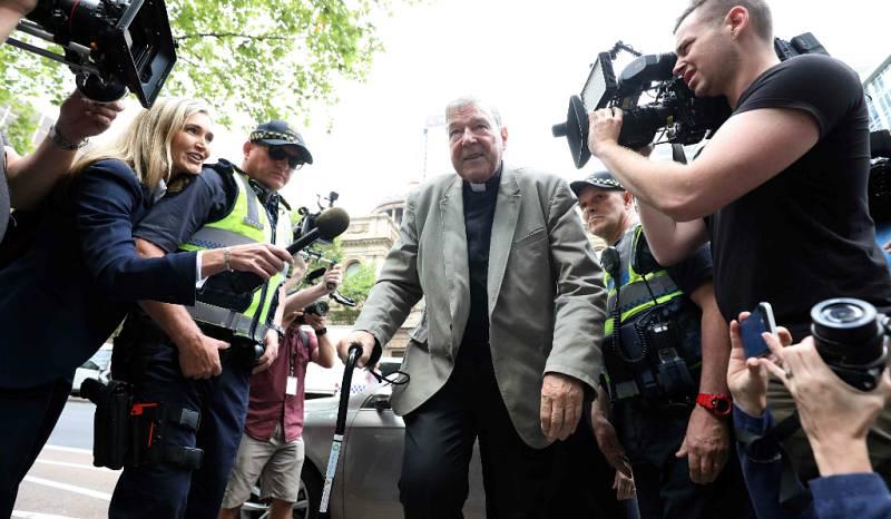 14 horas - El obispo George Pell, culpable de abusar sexualmente de dos niños - Escuchar ahora