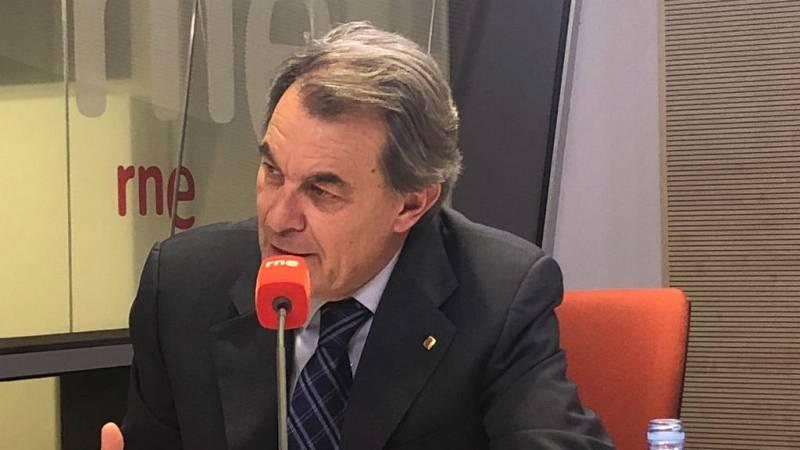 """24 horas - Artur Mas: """"Tengo ganas de decir la verdad"""" - escuchar ahora"""