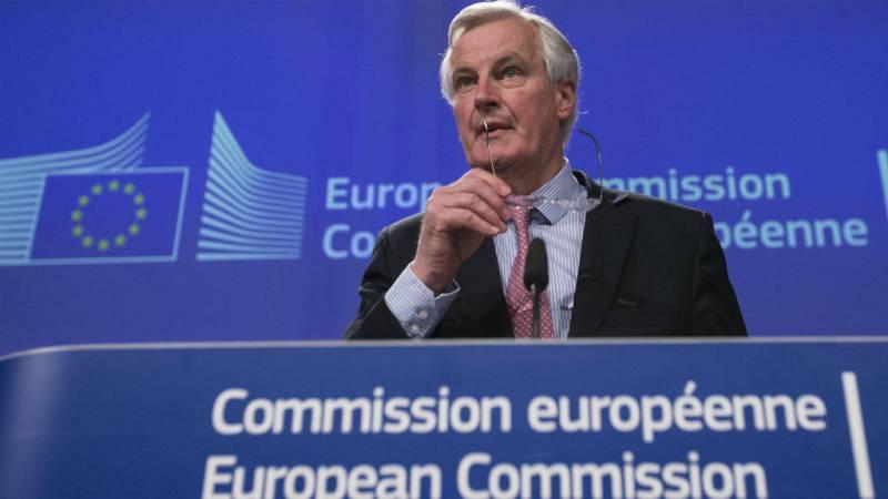 Boletines RNE - Barnier insiste en que hace todo lo posible en relación al 'brexit' - Escuchar ahora