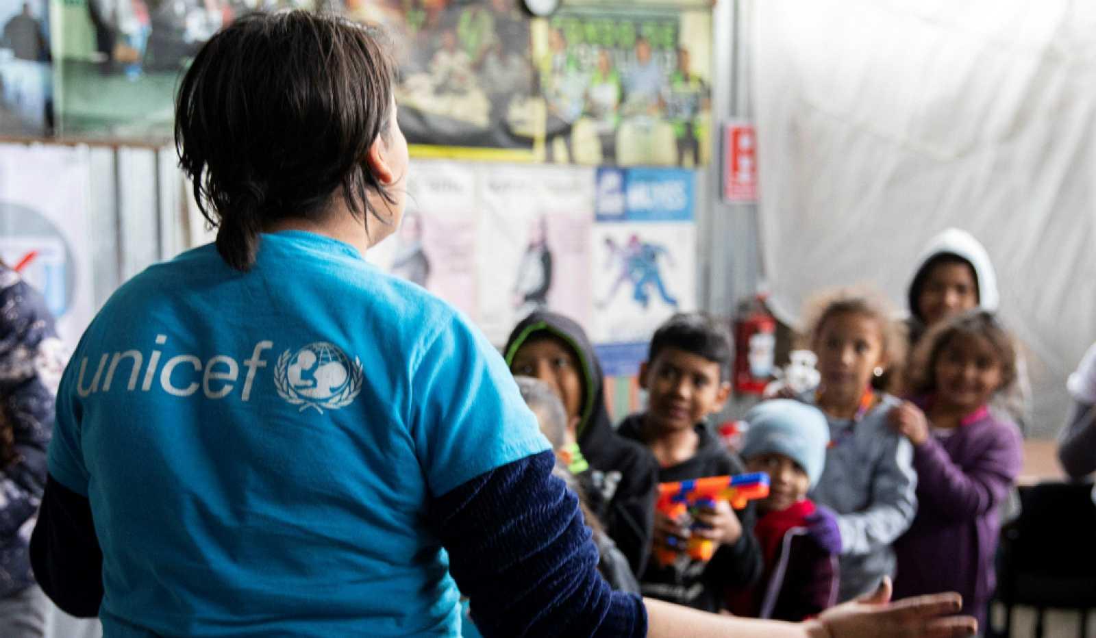14 horas - Unicef denuncia el desamparo de los menores no acompañados - Escuchar ahora