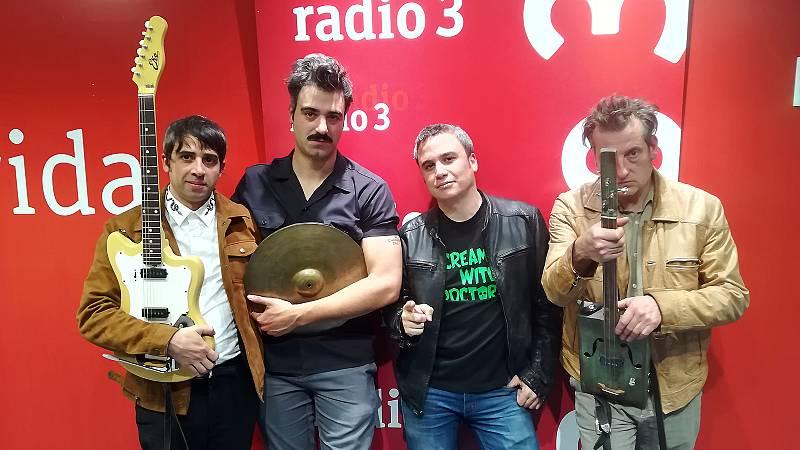 El sótano - Guadalupe Plata en directo - 27/02/19 - escuchar ahora