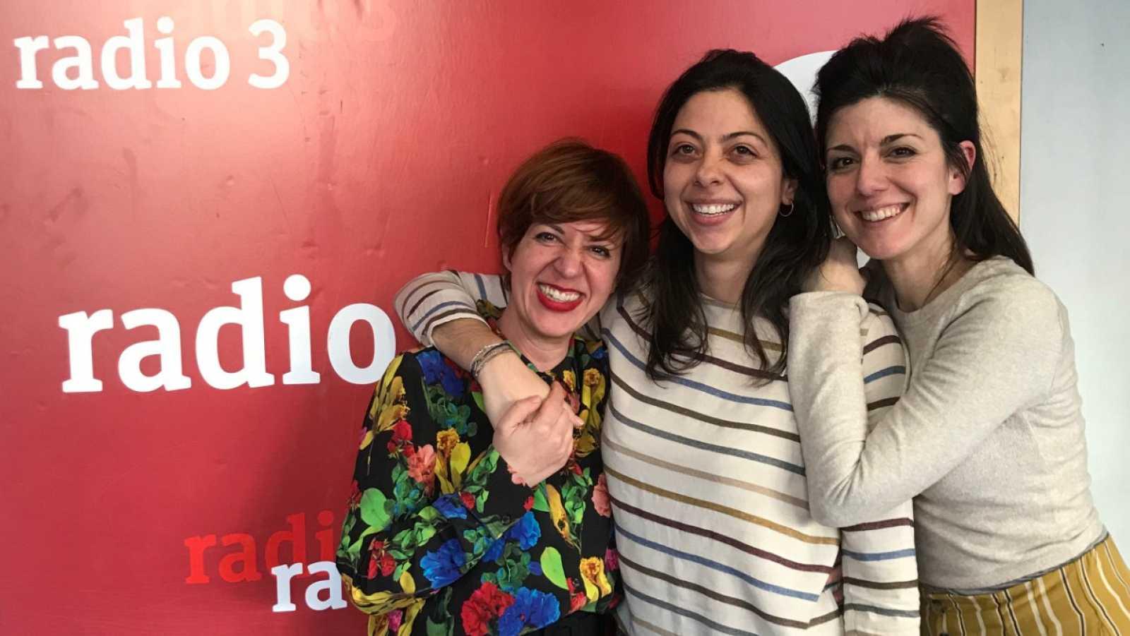 Dramedias con Paloma Cortina - Je Suis Narcissiste con Marta Pazos y Raquel García-Tomás - 03/03/19